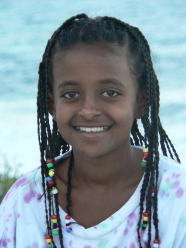 Helen, age 10, June 06