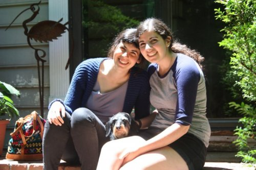 2010: Molly & Lily