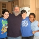 December 2010: Dad & girls
