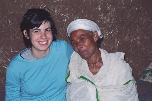 2005: Molly visits Tsehai