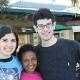 Lily, Helen & Seth, 2009