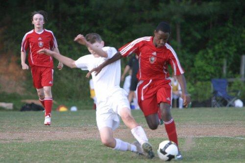 GSA club soccer, 2010